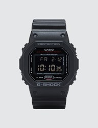 G Shock Dw5600hr Black And Red Series
