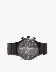 Military Watch Co. Mil Tec Mkvi Pvd Pilots Chrono Black