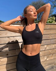 The North Face Bounce Be Gone Bra In Black