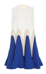 Delpozo Sleeveless Shift Dress Multi