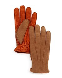 Bloomingdale's The Men's Store At Leather Gloves Camel