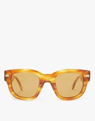 Acne Studios Frame Metal In Light Turtle