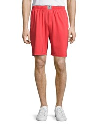 Psycho Bunny Sport Performance Shorts Red