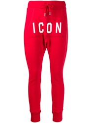 Dsquared2 Icon Track Trousers