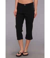 Columbia Just Right Ii Capri Black Women's Capri