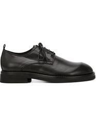 Ann Demeulemeester 'Riffs' Derby Shoes Black