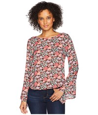 Roper 1733 Country Floral Brown Clothing