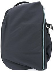 Cote And Ciel Isar Backpack Unisex Nylon One Size Black