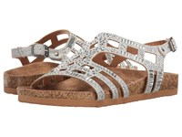 Not Rated Bushiest Silver Women's Sandals