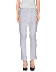Souvenir Clubbing Trousers Casual Trousers Women White