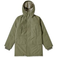 A Kind Of Guise Nostro Parka Green