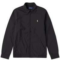 Polo Ralph Lauren Windbreaker Harrington Jacket Black