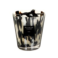 Baobab Collection Scented Candle Black Pearls 16Cm