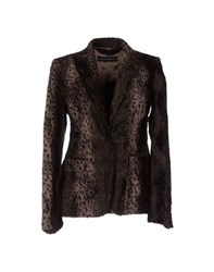 Massimo Rebecchi Coats And Jackets Faux Furs Women