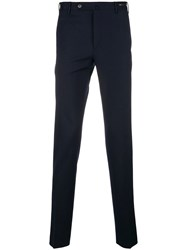 Pt01 Classic Tailored Trousers Blue