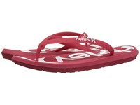 Hurley One Only Printed Sandal Gym Red Men's Sandals