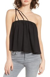 Women's Bp. Strappy One Shoulder Tank