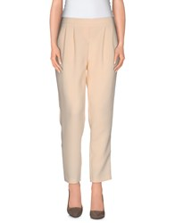 Compagnia Italiana Trousers Casual Trousers Women Sand