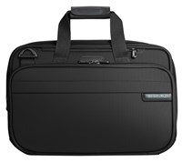 Briggs And Riley Baseline Expandable Cabin Bag Black