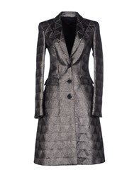 Versus Coats And Jackets Full Length Jackets Women Lead