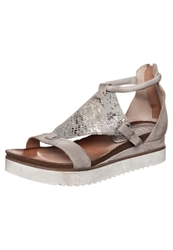 Mjus Puck Sandals Cenere Grey