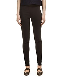 Whistles Slim Fit Pants Black