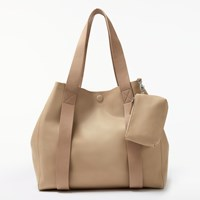 John Lewis Kin By Erika Large Tote Bag Nude