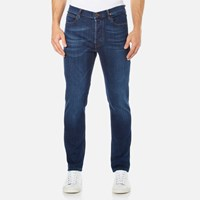 Vivienne Westwood Anglomania Men's New Classic Tapered Jeans Blue Denim