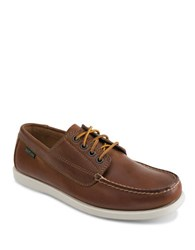 Eastland Falmouth Leather Moccasins Peanut