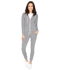 Alternative Apparel The Knockout Suit Eco Grey Women's Active Sets Gray