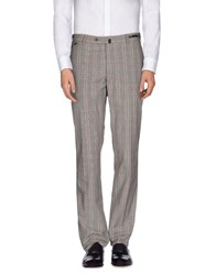 Pt01 Trousers Casual Trousers Men Grey