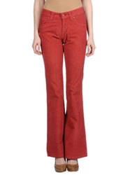 Lee Casual Pants Red