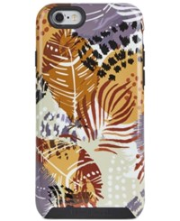 Vera Bradley Hybrid Iphone 6 6S Case Painted Feathers