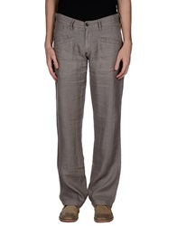 Armani Jeans Casual Pants Grey