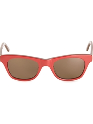 Selima Optique Chandler X Selima Children's Sunglasses Red