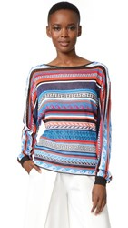Mary Katrantzou Leon Sweater Multi