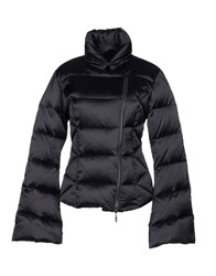 Cristinaeffe Collection Down Jackets Dark Blue
