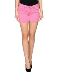 Roy Rogers Roy Roger's Denim Shorts Pink