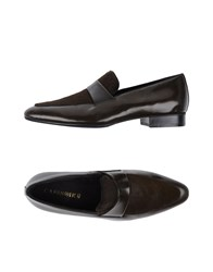Cafe'noir Cafenoir Footwear Loafers Khaki