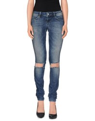 Only Denim Denim Trousers Women