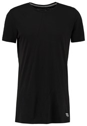 Tom Tailor Denim Basic Fit Basic Tshirt Black