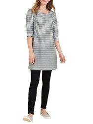 Seasalt Remoulade Tunic Dress Tapenade Lugger