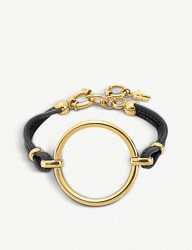Folli Follie Metal Chic Gold Plated Bracelet Silver