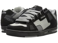 Globe Sabre Black Black Grey Men's Skate Shoes