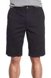 Men's Element 'Howland' Stretch Cotton Twill Shorts Flint Black