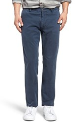 Dockersr Men's Dockers Better Washed Slim Tapered Fit Chinos Smokey Aqua