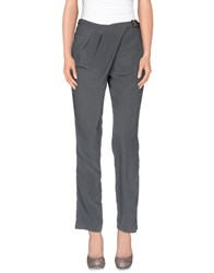 Compagnia Italiana Trousers Casual Trousers Women Lead