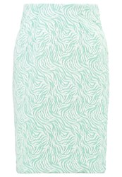 Josephine And Co Pencil Skirt Mint