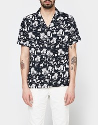Native Youth Fintra Shirt Black