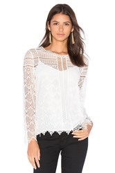 Suncoo Lois Top White
